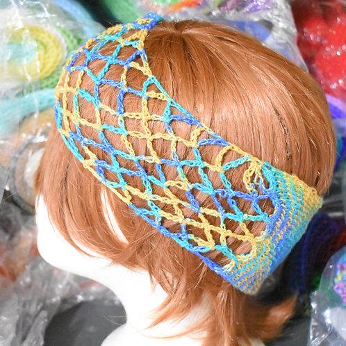 Limited Edition LaceFishnet Headband