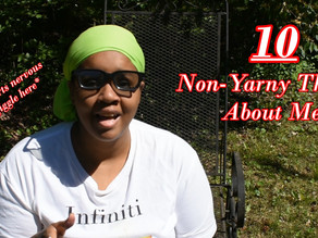 10 Non-Yarny Things About Me