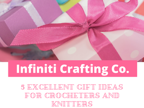 🎄Holiday Gift Ideas for Crocheters & Knitters🎄