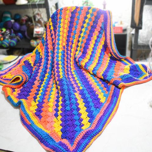 C2C Crochet Lapghan