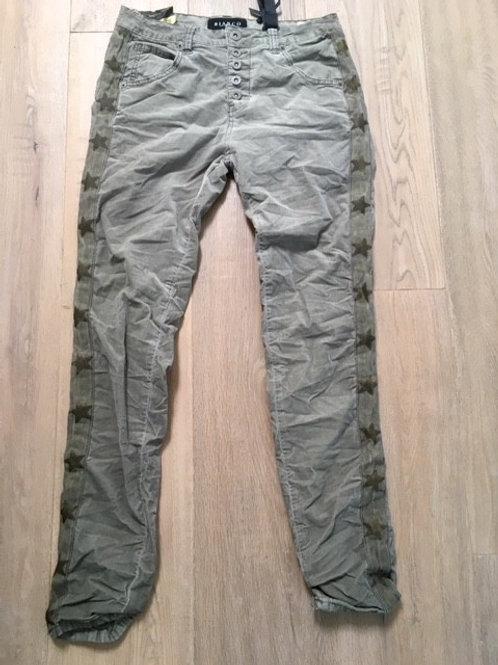 Bianco Jeans Lilac 1218110  Boyfriend' Farbe Stone