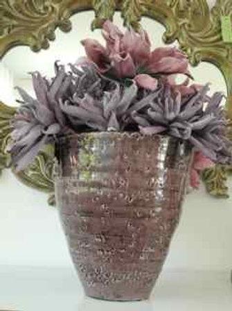 Topf violett