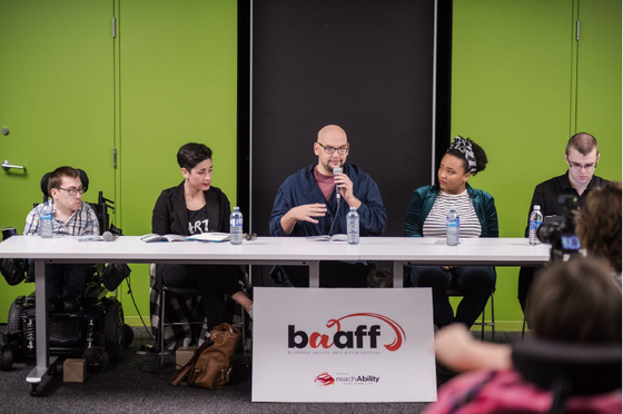 COMMUNITY NEWS: BAAFF Digital Matters, Artist Survey