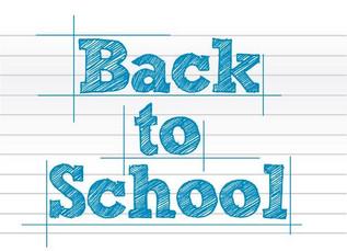 School Starts September 6th