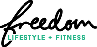 Freedom Lifestyle & Fitness_Logo Design