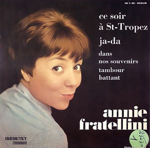 Gravação de Annie Fratellini (1964)