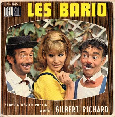 Les Bario, estrelas da televisão (1969)