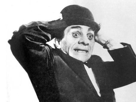 Ícones da palhaçaria: George Carl