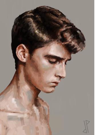 Artist: Daniel Price  Digital Painting
