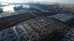 Footprints_Bremerhaven_AutoCarrier Hafen