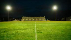 Football Under Lights