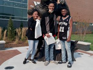 Students Visit                                  Wichita State University