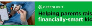Official Partner of Greenlight Card App