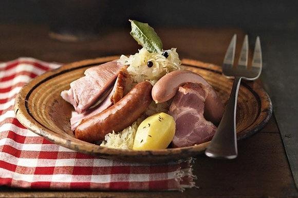Choucroute d'Alsace
