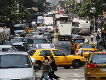 New York's small steps towards Medium and Heavy duty Vehicle electrification