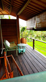 Balcony at my lovely room