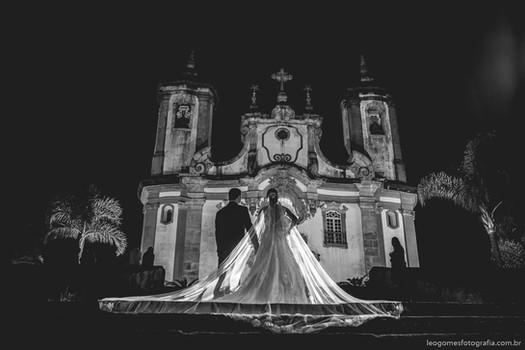 Casamento em Ouro Preto de Lais e Rodrigo