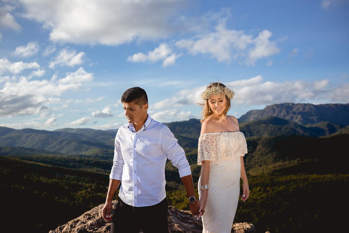 PRE WEDDING DE LUCIANE + CRISPIM