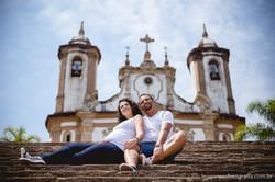 ALESSANDRA + LAZARO = JOÃO