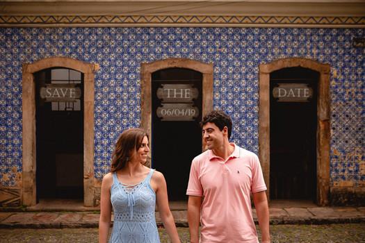 Ensao Pre Wedding em Ouro Preto e barbra e Antônio