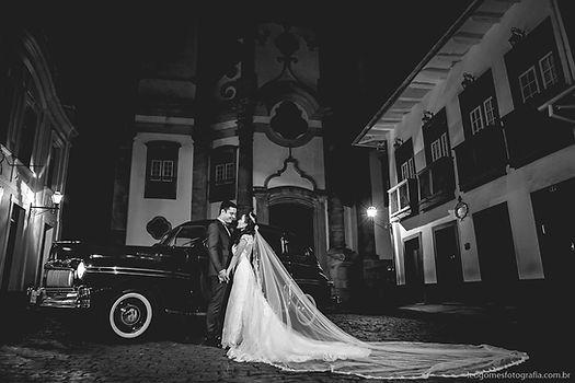 Casamento em Ouro Preto de Silvana e David
