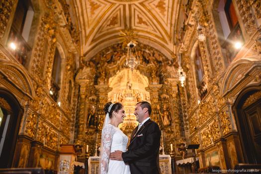 Casamento em Ouro Preto de Elizabeth e Daniel