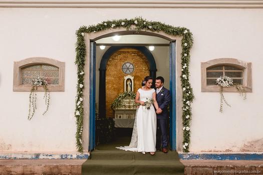 Casamento em Itabirito de Cecília e Vinícius