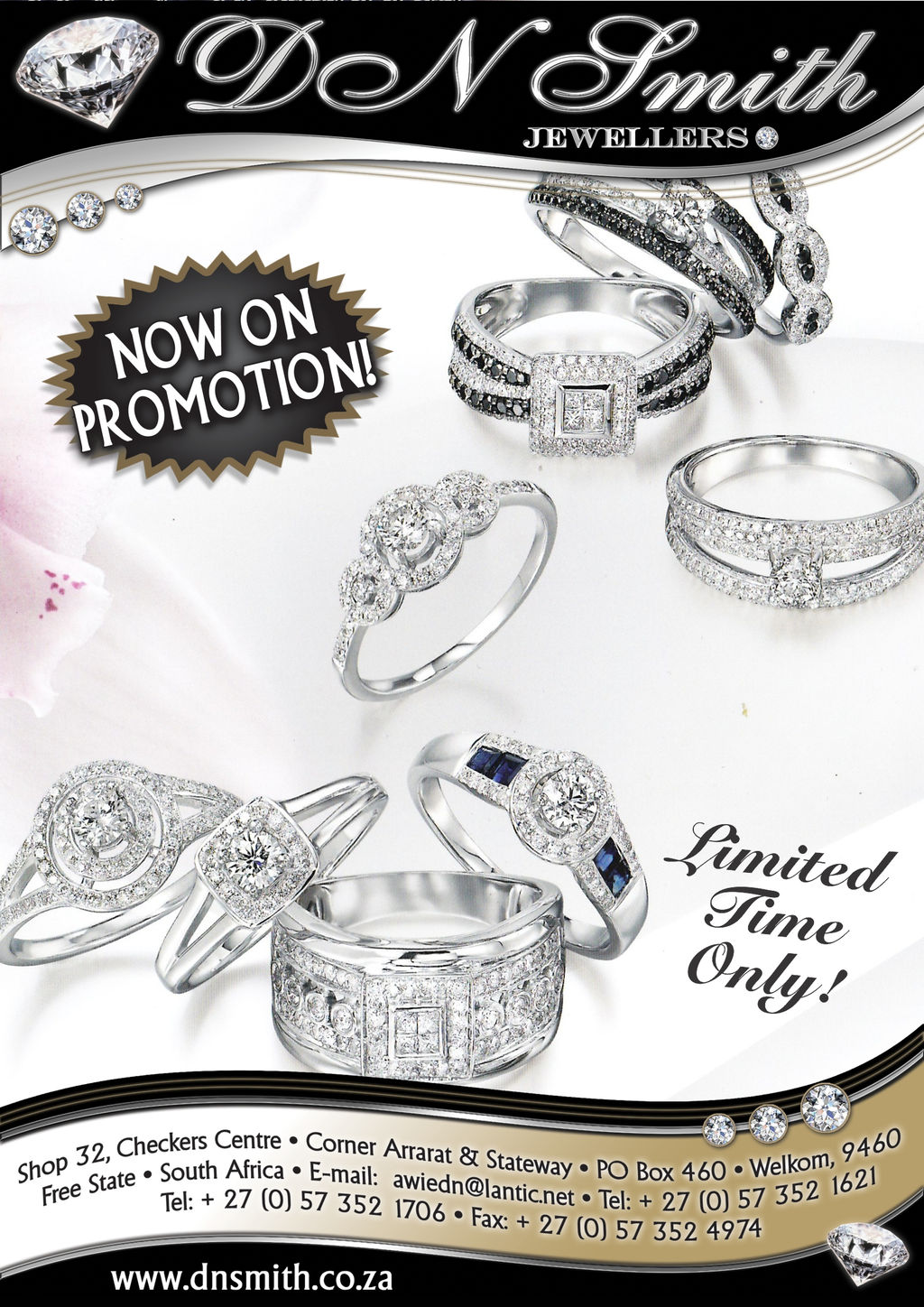 Dn Smith Jewellers Highest Quality Gold And Diamond