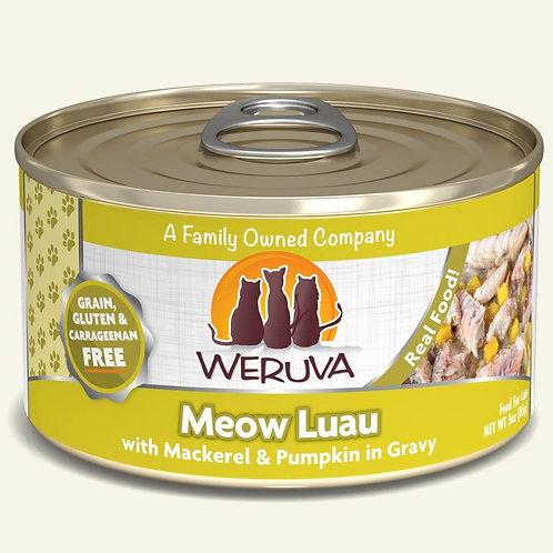 Weruva  Meow Luau with Mackerel & Pumpkin in Gravy