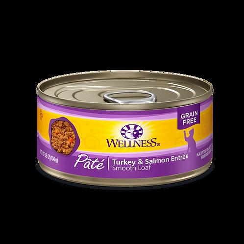Wellness Complete Health Pâté Turkey & Salmon