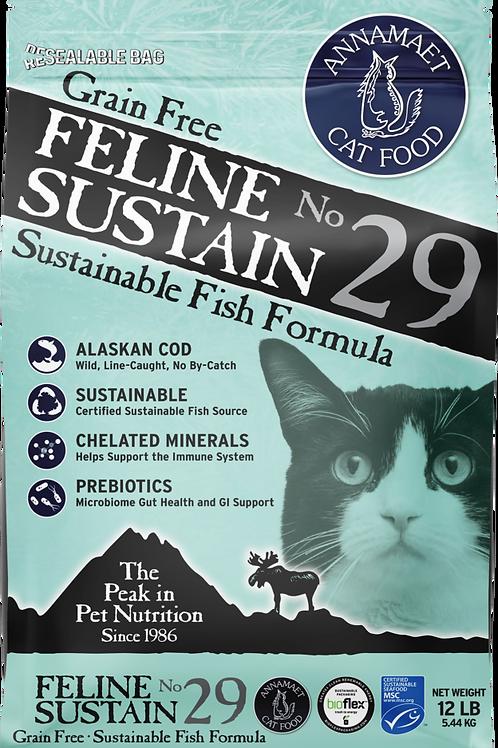 Annamaet Grain Free Feline Sustain NO. 29