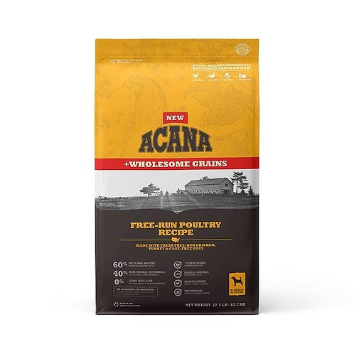Acana Free-Run Poultry Wholesome Grains