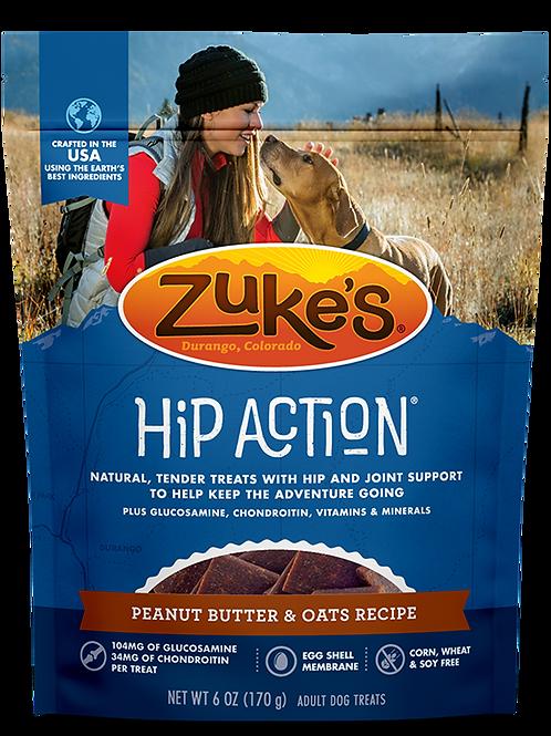 Zuke's Hip Action Peanut Butter & Oats Recipe