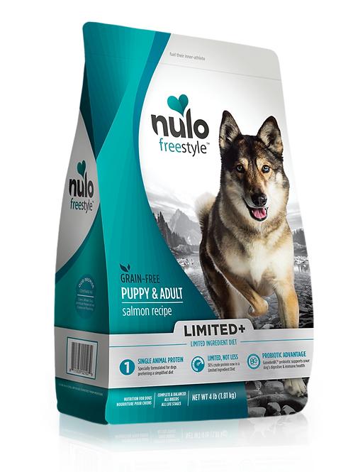 Nulo Freestyle Limited+ Puppy & Adult