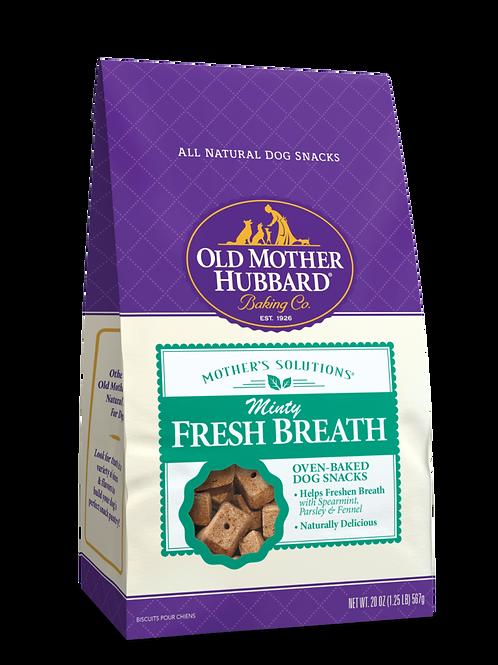 Old Mother Hubbard  Fresh Breath Dog Treats