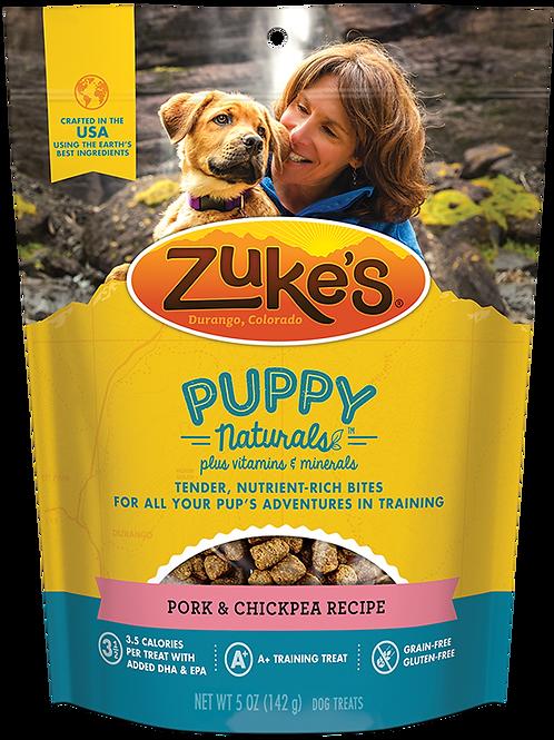 Zuke's Puppy Naturals Pork & Chickpea Recipe