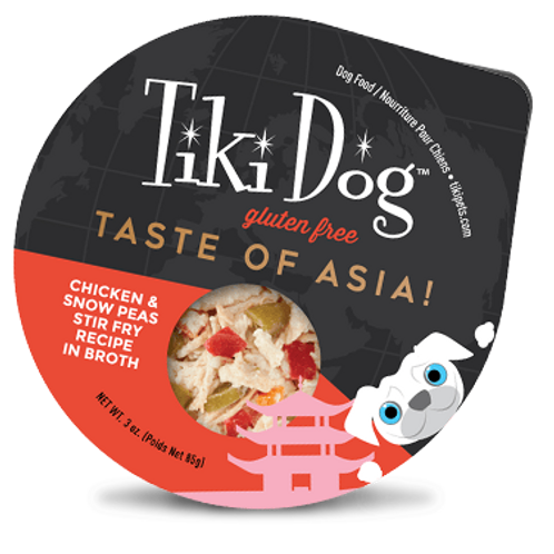 Tiki Dog Taste of The World