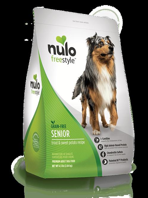 Nulo Freestyle Senior (Grain-Free)