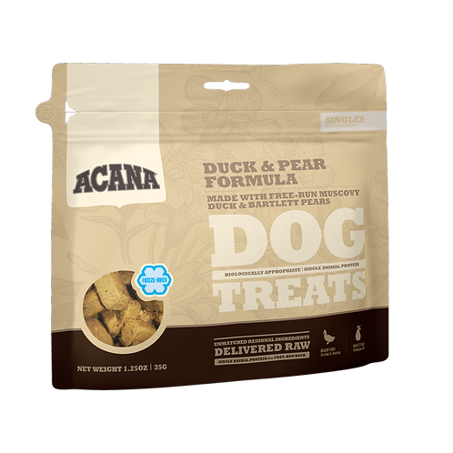 Acana Duck & Pear Treats