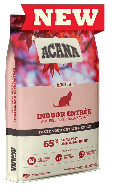 Acana Indoor Entrée Dry Cat Food