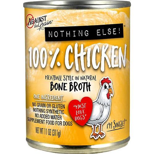 Against the Grain Nothing Else Chicken