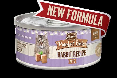 Merrick Purrfect Bistro Grain Free Rabbit Pâté