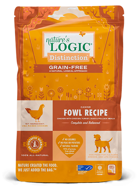 Nature's Logic Distinction Grain-Free