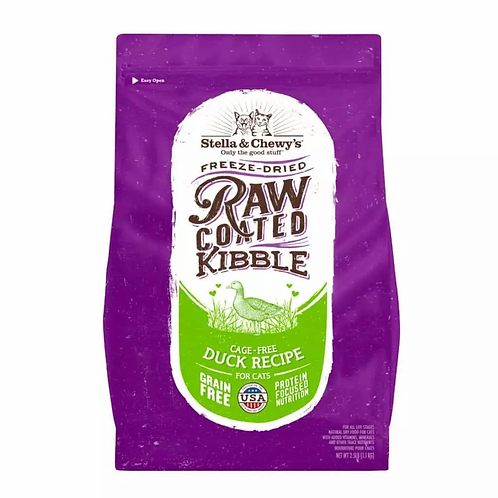 Stella & Chewy's  Raw Coated Kibble