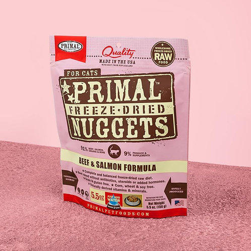 Primal Pet Foods Freeze Dried Nuggets