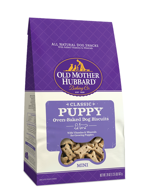 Old Mother Hubbard Puppy Dog Treats