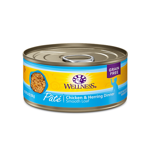 Wellness Complete Health Pâté Chicken & Herring
