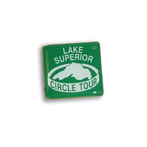 Lake Superior Circle Tour Pin