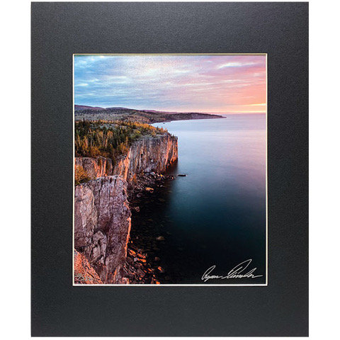 Ryan Tischer Matted Photography Prints