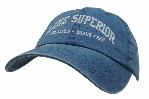 Unsalted-Shark Free Hat